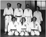 U.C. Berkeley Judo Team 1974